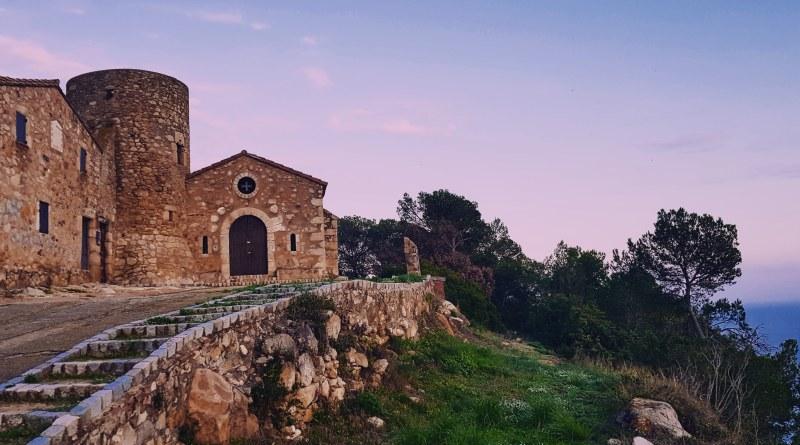 ermita santa barbara blanes