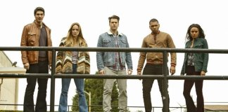 Legends of Tomorrow - 2.09 - Raiders of the Lost Art