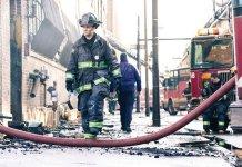 Chicago Fire - 5.15 - Deathtrap
