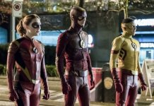 The Flash - 3.14 - Attack on Central City