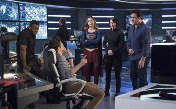 Supergirl - 2.14 - Homecoming