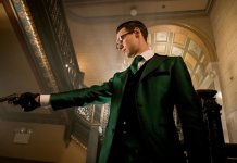 Gotham - 3.15 - How The Riddler Got His Name