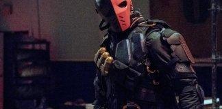 Arrow - 6.05 - Deathstroke Returns