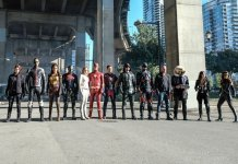 DC's Legends of Tomorrow - 3.08 - Crisis on Earth X, Part 4