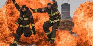Chicago Fire - 6.11 - Law of the Jungle