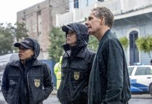 NCIS: New Orleans - 4.12 - Ties That Bind