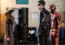 The Flash - 4.14 - Subject 9