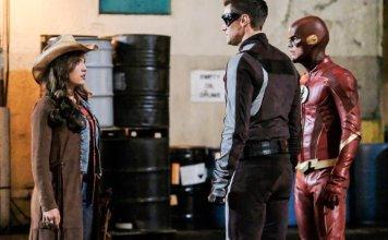 The Flash - 4.14 - Subject 9