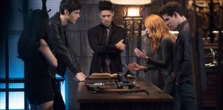 Shadowhunters - 3.07 - Salt In The Wound