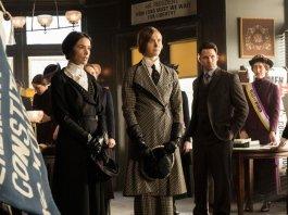 Timeless - 2.07 - Mrs. Sherlock Holmes
