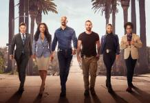 Season 3 Cast Promotional Photos of Lethal Weapon