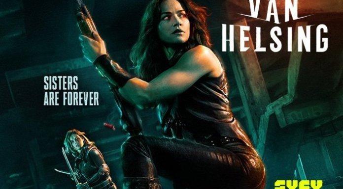 Van Helsing - Season 3
