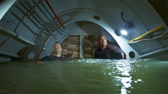 NCIS: Los Angeles - 6.01 - Preview
