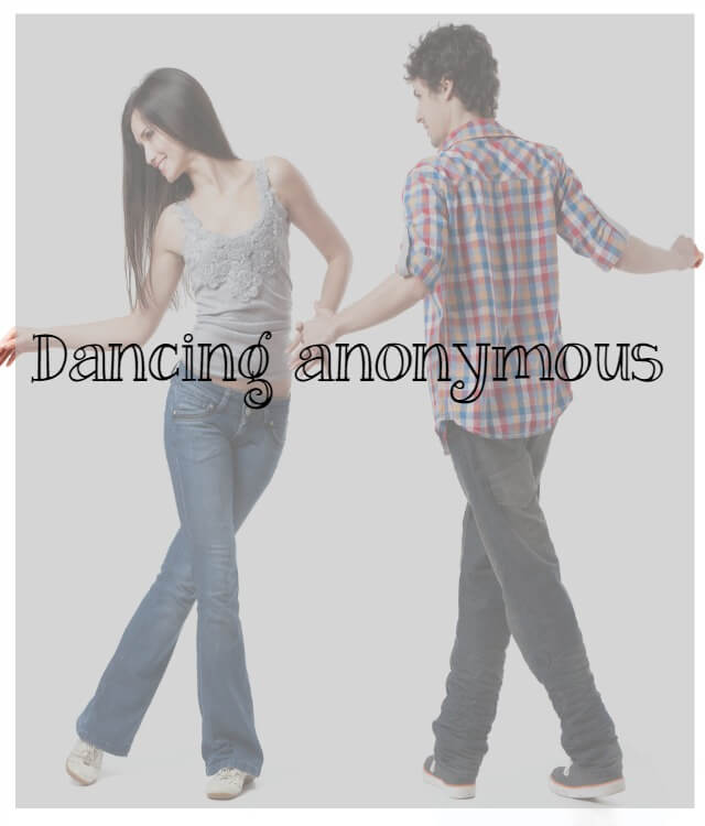 dancing anonymous - What about dance