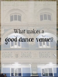 good dance venue