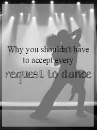 dance request acceptance