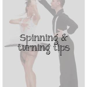 Super spinning tips and how to turn better in dance