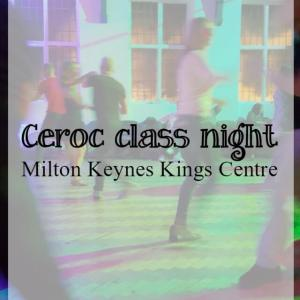 Ceroc class night review Milton Keynes - What about dance