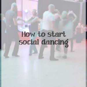 How to start social dancing in 2018