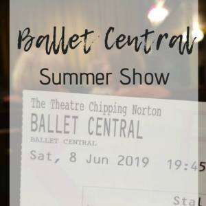 Ballet Central summer showcase