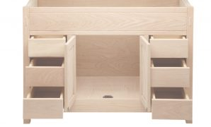 unfinished drawers and sink base vanity bathroom cabinet 60 archives ideas house generation