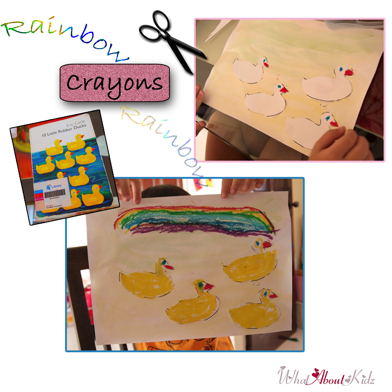 10 Little Rubber Ducks A Piece Of Arty Fun