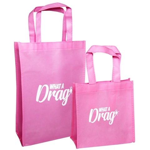 What A Drag tote bag