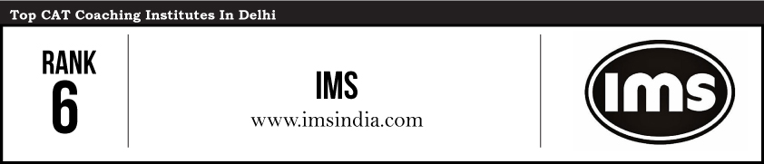 Top 7 CAT Coaching Institutes in Delhi | IIM Admission 2018-19