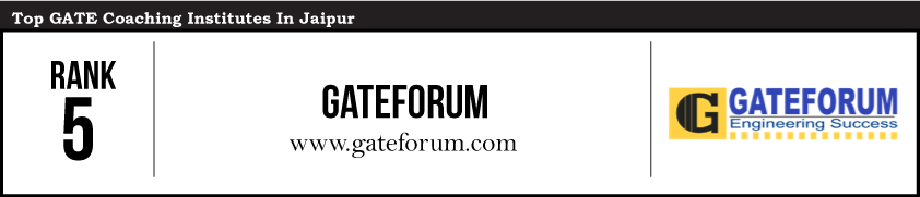 Gate Forum-Gate Coaching Institute in Jaipur