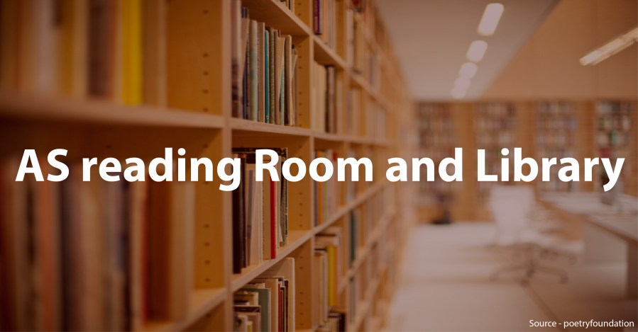 AS reading Room and Library