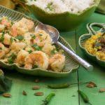 Creamy Shrimp Curry Korma