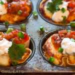 Mexican Egg Cups