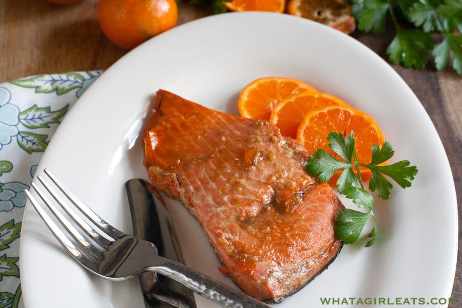 Marmalade Salmon whatagirleats.com