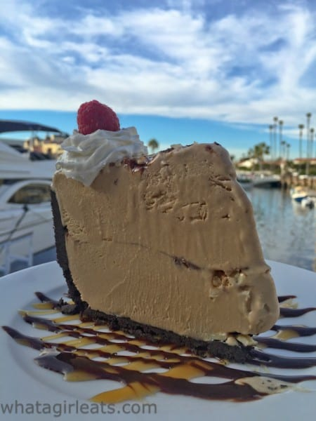 Bluewater's mile-high mud pie!