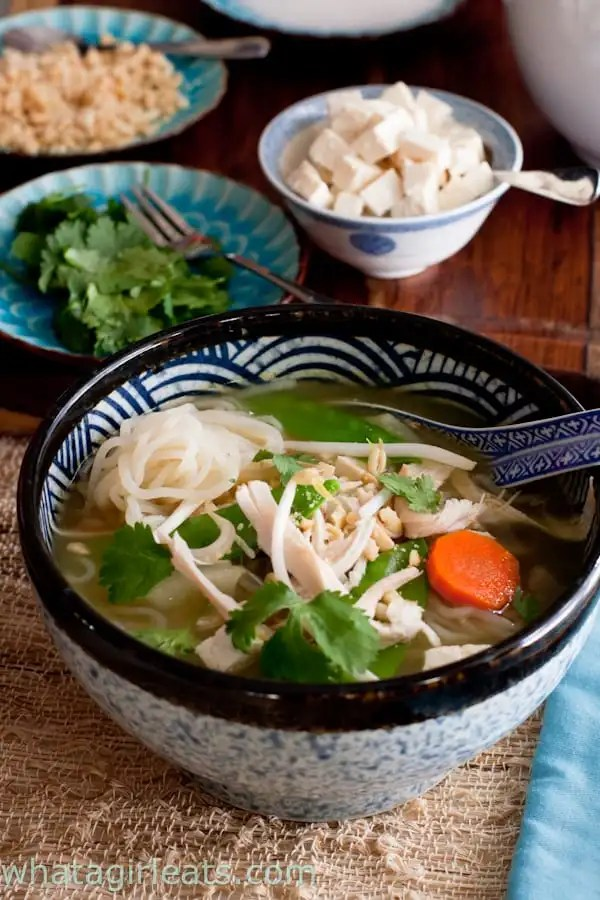 Top 10 Healthiest Dishes Of 2016. Singapore Hot Pot is loaded with fresh vegetables, shirataki noodles and tofu. Add condiments to your bowl to make it spicy, sweet, or salty to your taste.