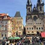 Easter In Prague