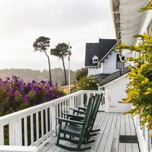 The James Dean Suite At Little River Inn And What To Do In Mendocino