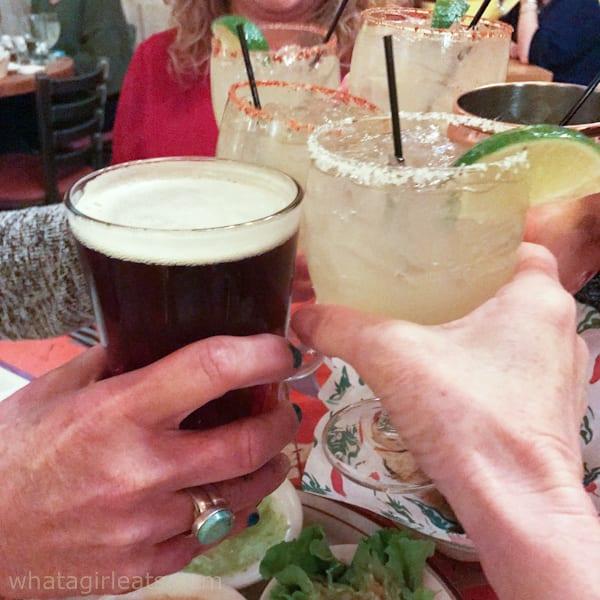 The Shed santa Fe Margaritas