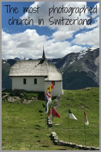 the most photographed church in switzerland