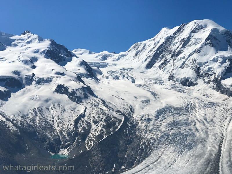 Gornergrat Glacier.