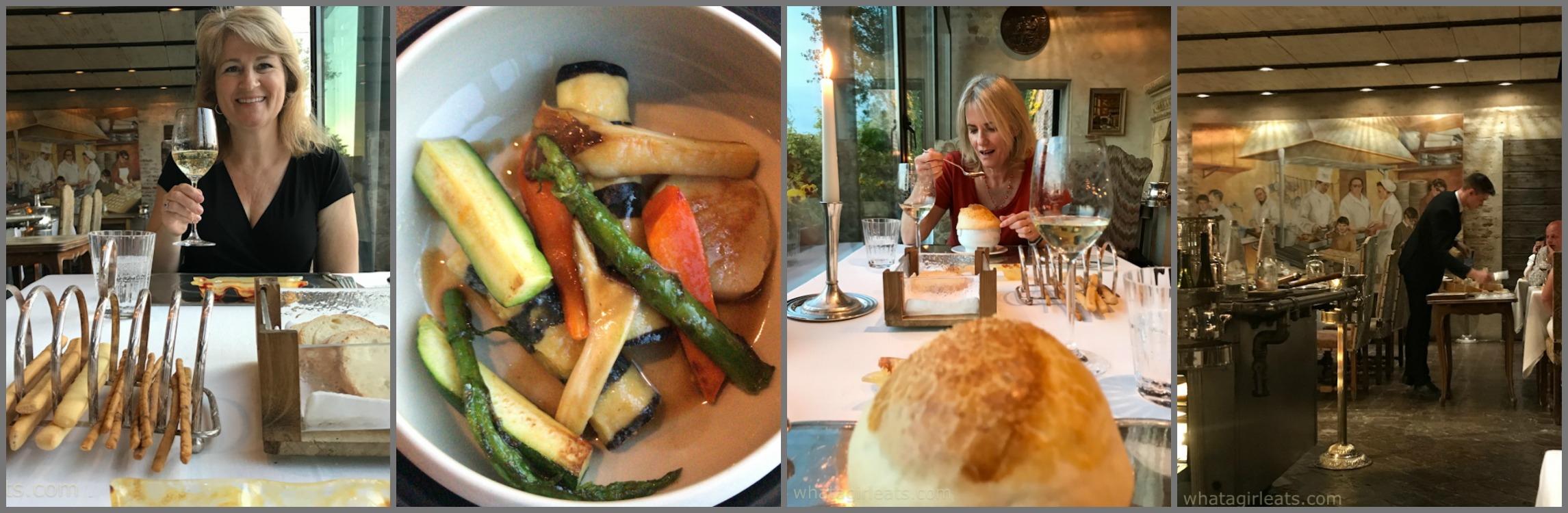 collage of slow food in emilia romagna