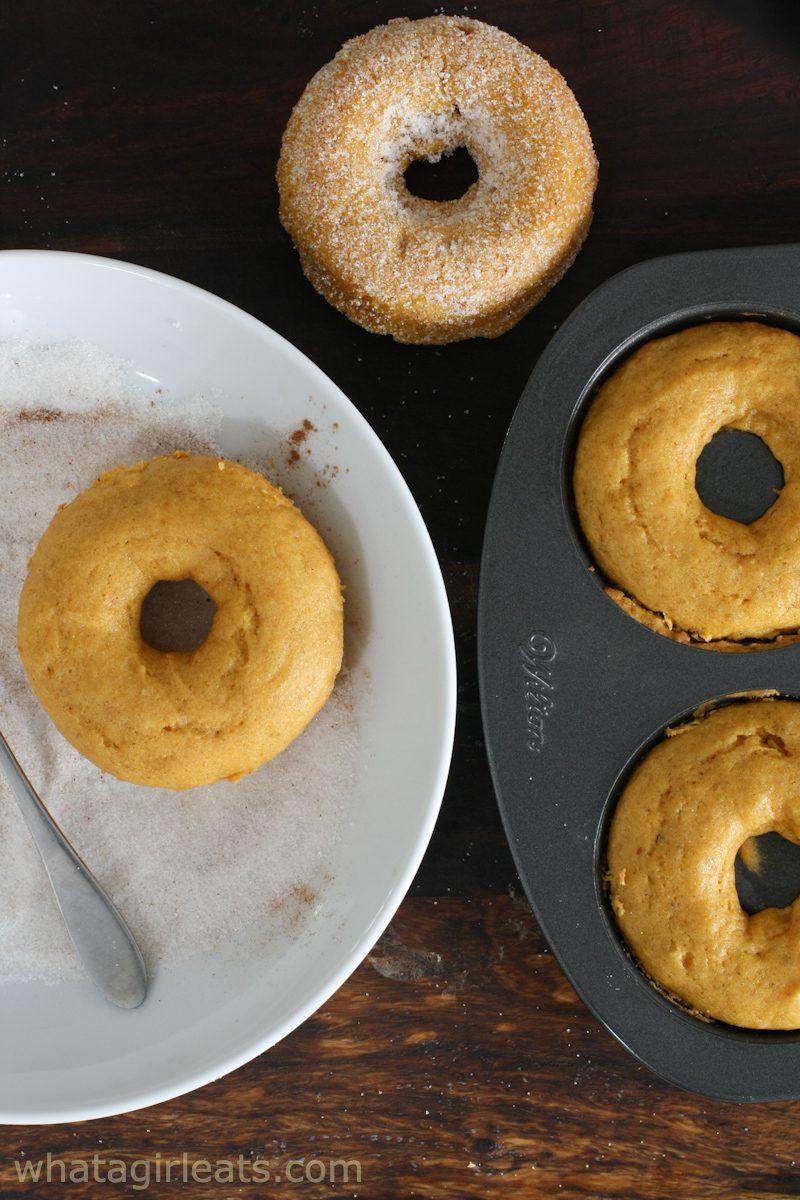 sugar mixture for coating donuts