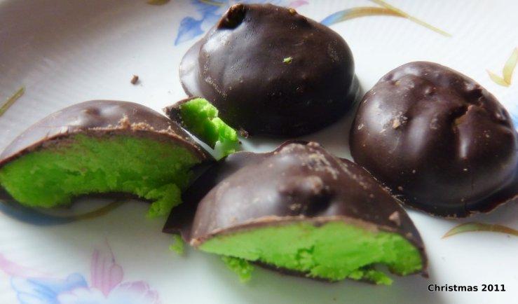 Mint Chocolate Recipe