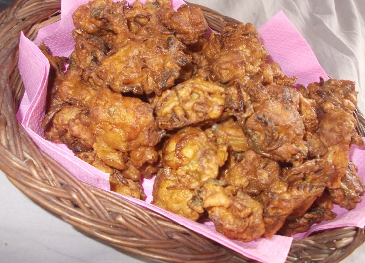 Chicken Pakora Recipe