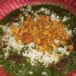 Palak Ghanta Recipe