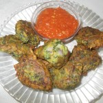Palak Pakora Recipe