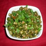 Bhindi ki Sabzi / Lady's Finger Recipe