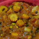 Baby Corn Sabzi Recipe