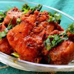 Bhetki Kasha Recipe