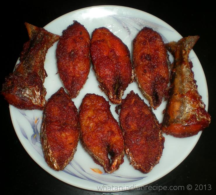 Surmai Fish Fry Recipe